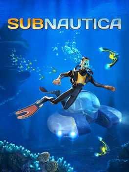 Subnautica Boxart