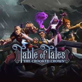 Table of Tales: The Crooked Crown Boxart
