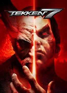 Tekken 7 Boxart