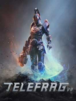 Telefrag VR Boxart