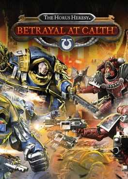 The Horus Heresy: Betrayal At Calth Boxart