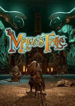 The Mage's Tale Boxart