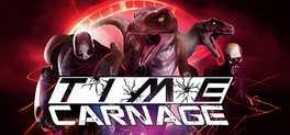 Time Carnage Boxart