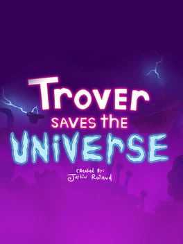 Trover Saves the Universe Boxart