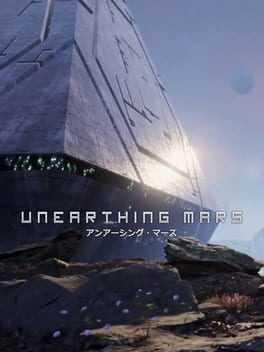 Unearthing Mars Boxart