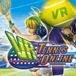 VR Tennis Online Boxart