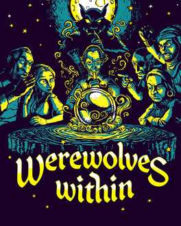 Werewolves Within Boxart