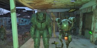 How To Get A Full X-01 Power Armor Suit
