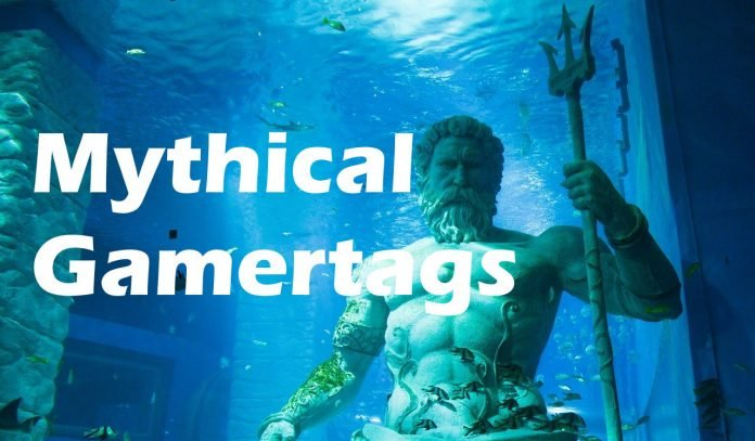 Gamertag Ideas For Mythical Games