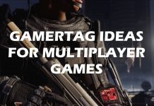 Gamertag Ideas For Multiplayer Games Image