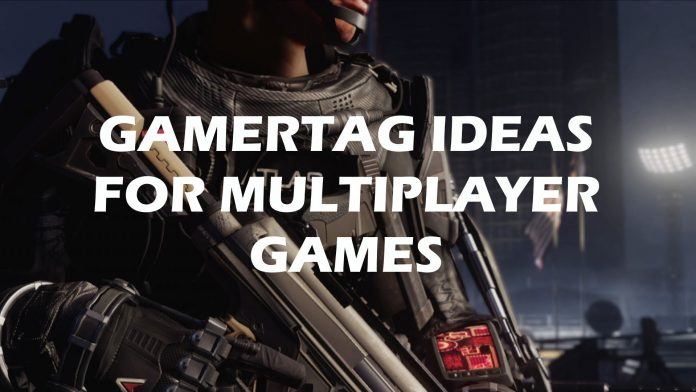 Gamertag Ideas For Multiplayer Games