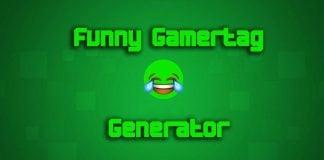 Funny Gamertag Generator
