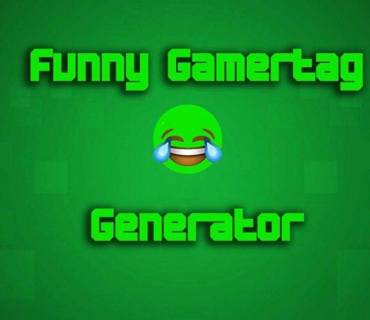 Funny Gamertag Generator Image