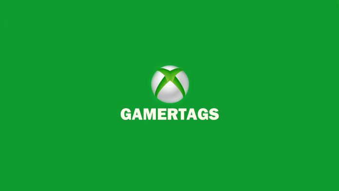 Gamertag ideas for xbox