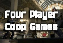 Ultimate 4 Player Coop Game List Image