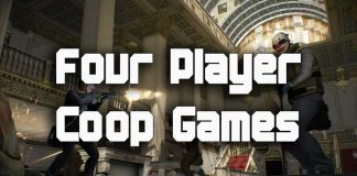 Ultimate 4 Player Coop Game List