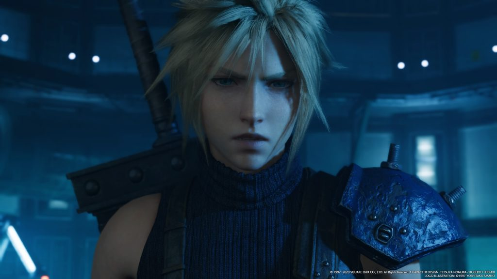 ffvii realistic character