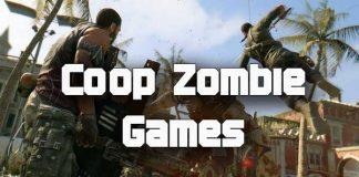 Zombie Games With Online Coop