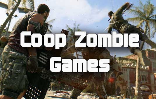 Zombie Games With Online Coop Image