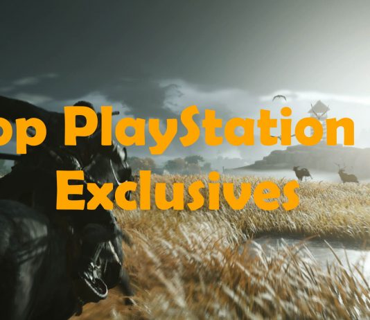 Top PlayStation 4 Exclusive Games Image