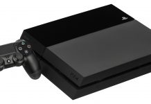 PlayStation 4 Console Information Image