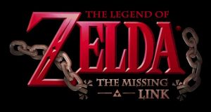 The Legend of Zelda: The Missing Link Box Art