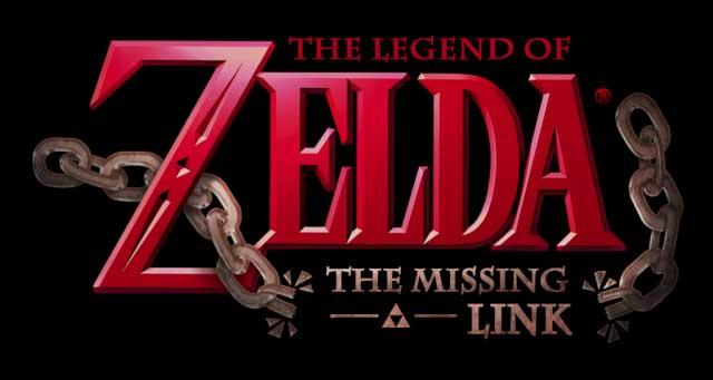 The Legend of Zelda: The Missing Link Box Art