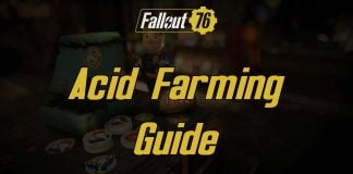 Acid Farming Guide