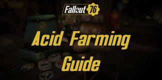 Acid Farming Guide
