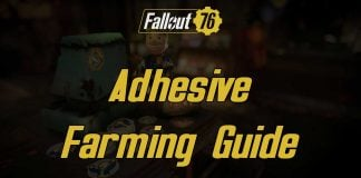 Adhesive Farming Guide