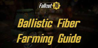 Ballistic Fiber Farming Guide