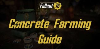 Concrete Farming Guide