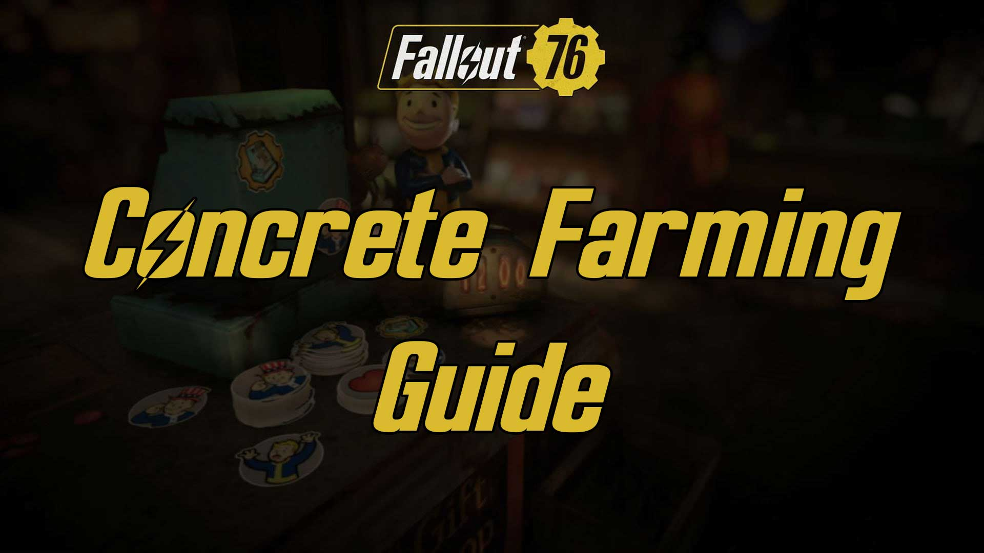 concrete farming fallout 76