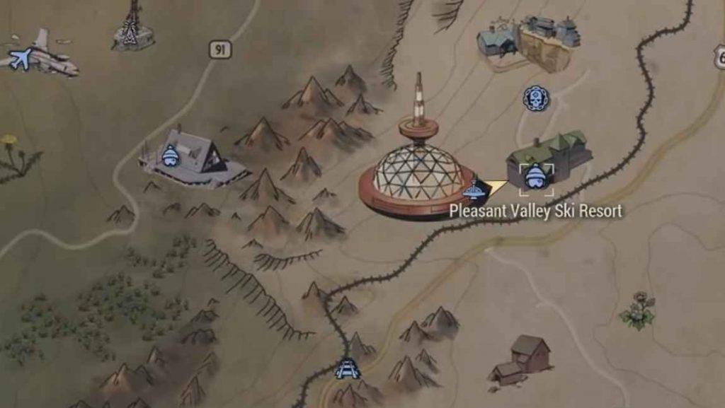 map location to find aluminium