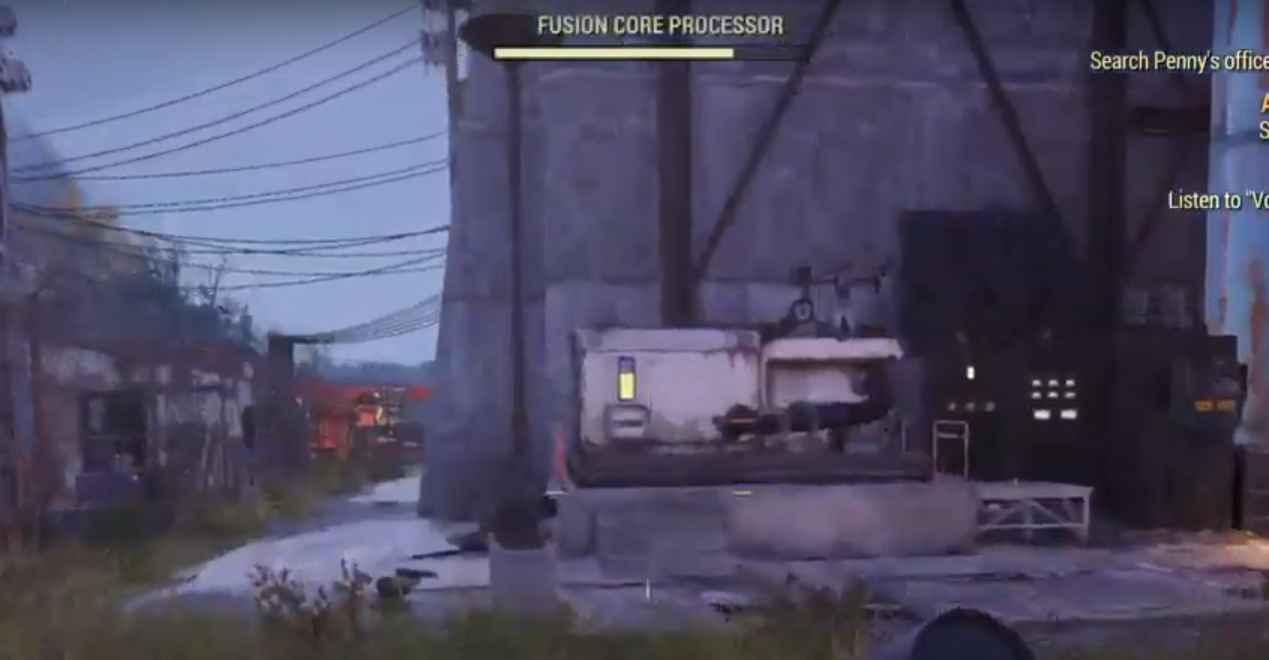 Fusion Core Processor