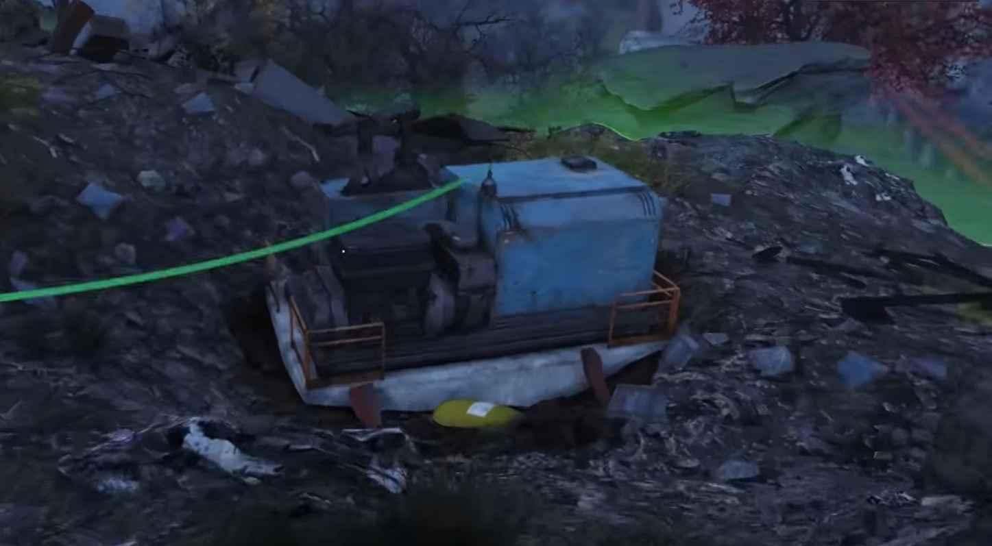 junk excractor for farming materials