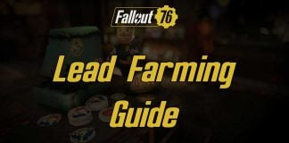 Lead Farming Guide