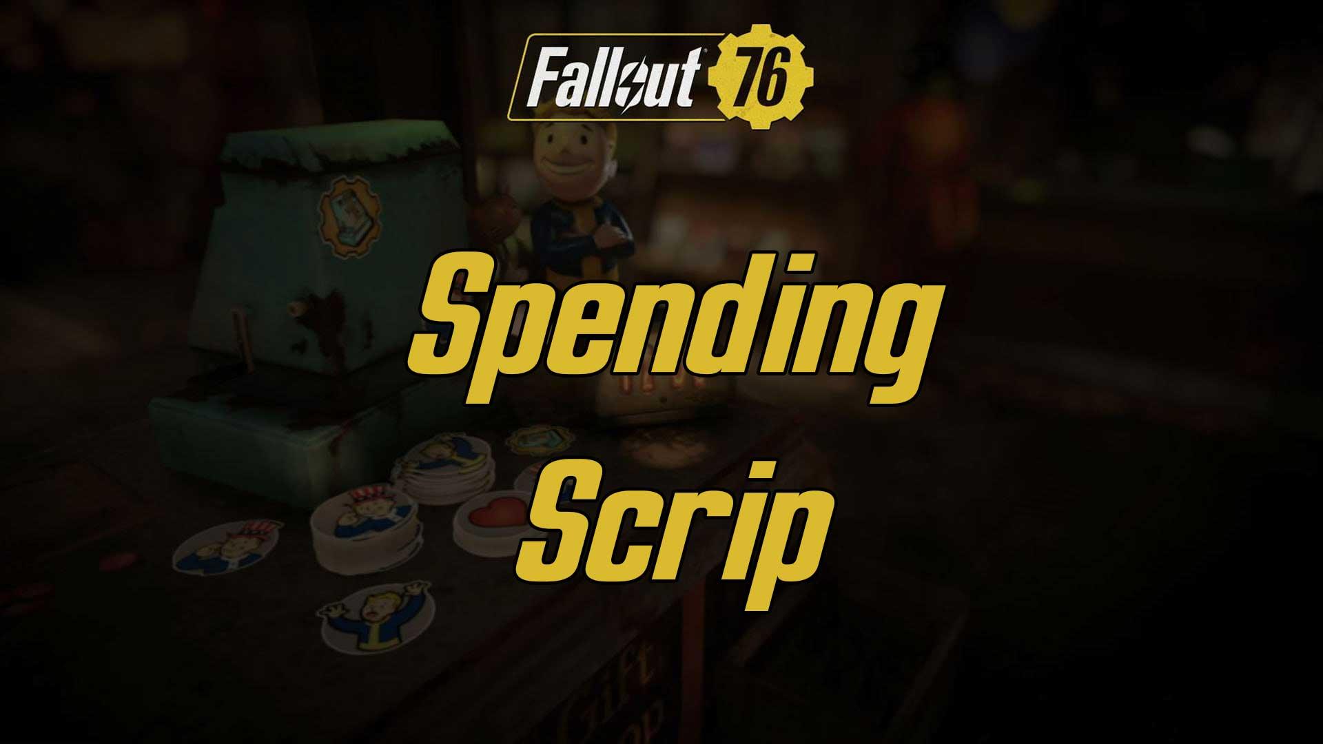 spending scrip