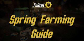 Spring Farming Guide