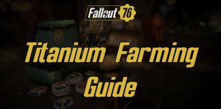 Black Titanium Farming Guide