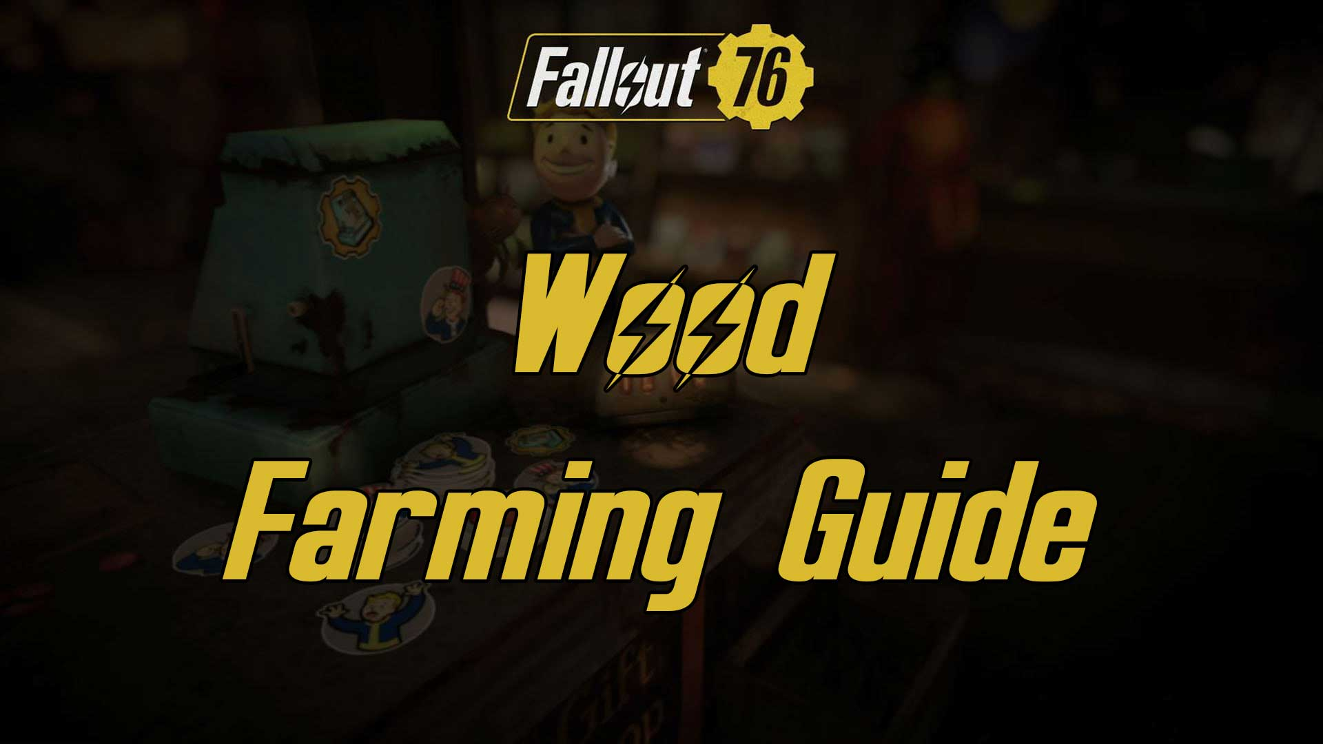 wood farming fallout 76