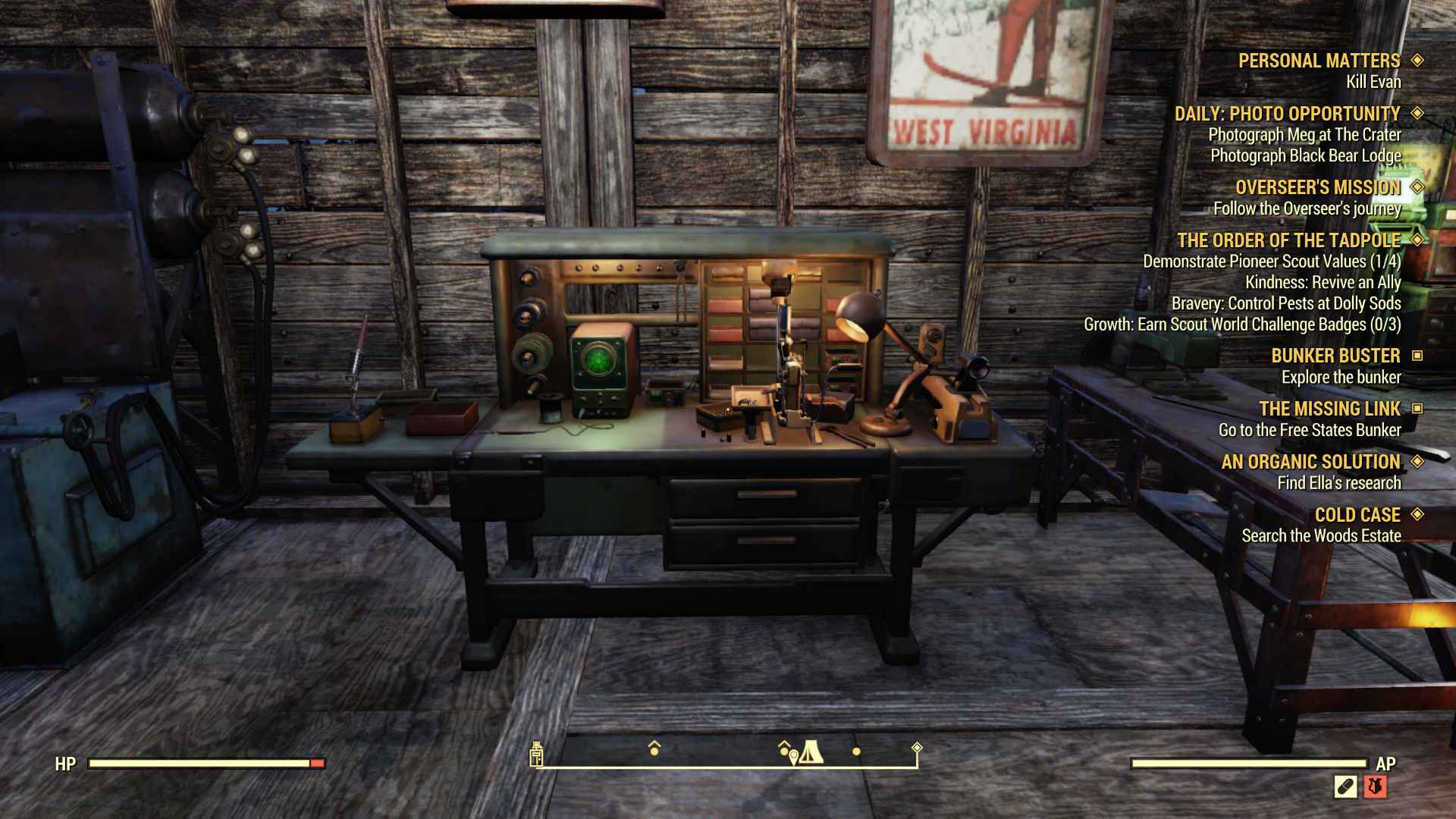 tinkers workbench