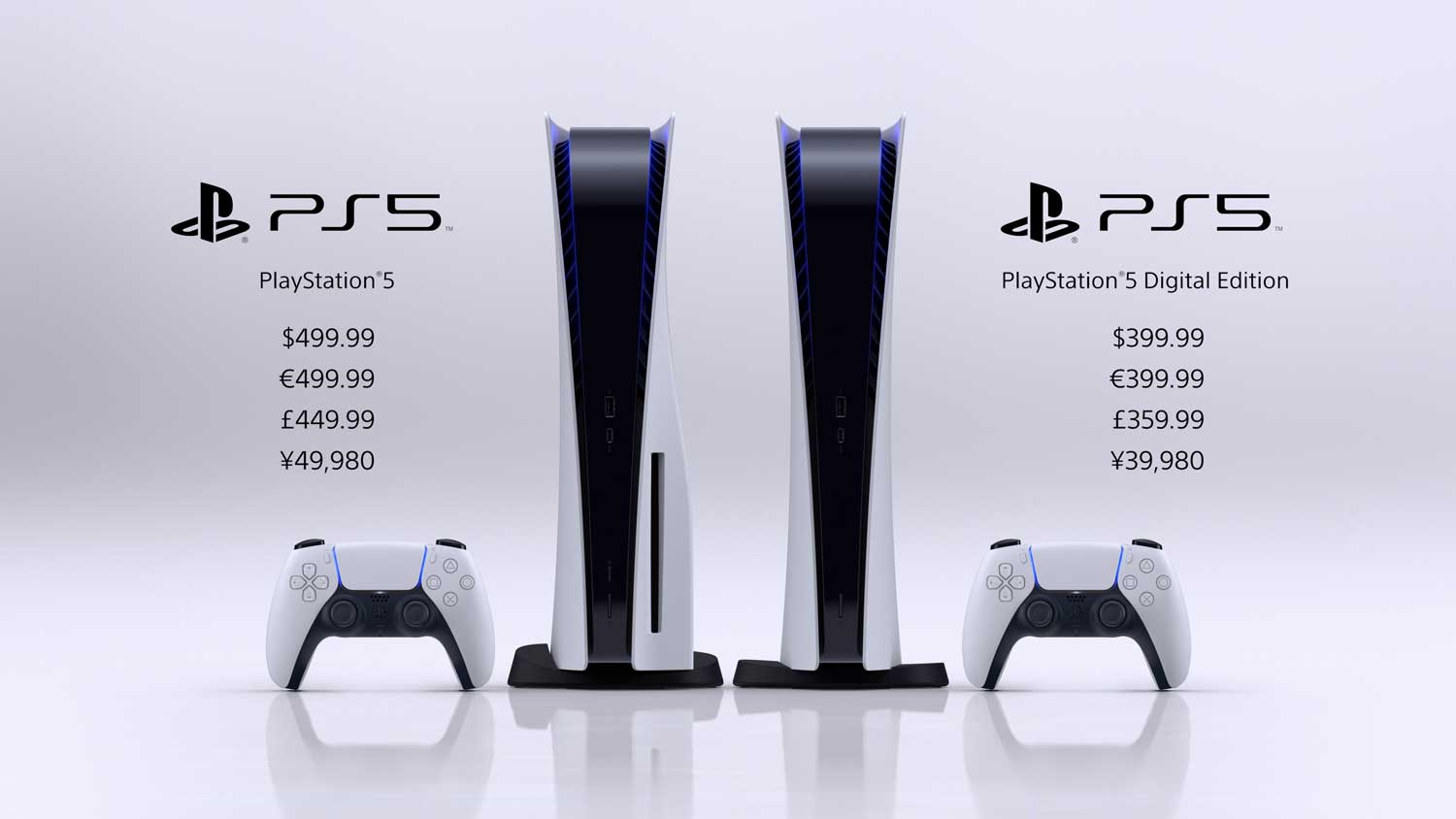 ps5 comparison with price