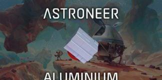 Astroneer - Aluminium