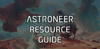 Astroneer Resource Guide