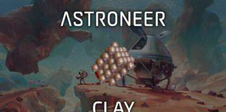 Astroneer - Clay