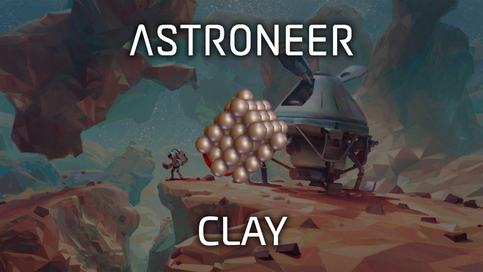 astroneer clay