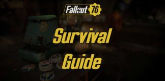 Fallout 76 Survival Guide