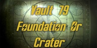 Vault 79 - Side With Foundation Or Crater?
