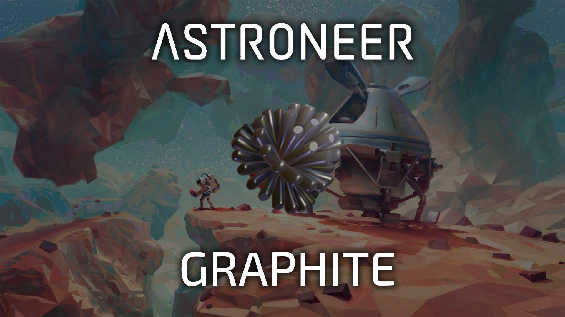 Astroneer graphite